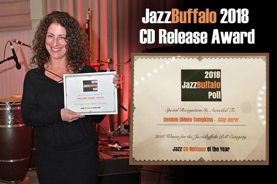 JazzBuffalo Award